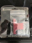 KJ Works CZ SPO1 Shadow Red Sight Mount & Cocking Aid